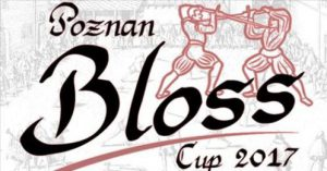 (PL) Poznan´, Bloss Cup 2017 - for Longsword, sabre, and rapier for individual competition and Team Triathlon @ Poznań | wielkopolskie | Polen