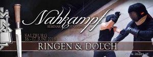 Salzburg, Seminar Nahkampf - Dolch und Ringen